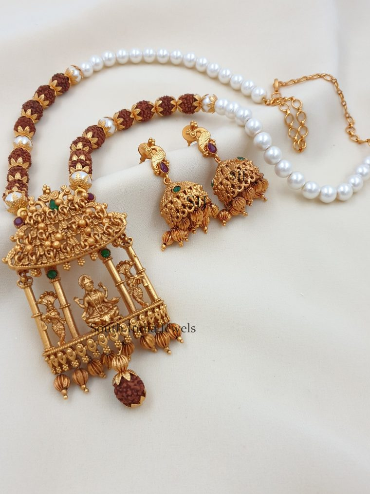 Classic Temple Design Pearls Haram-002