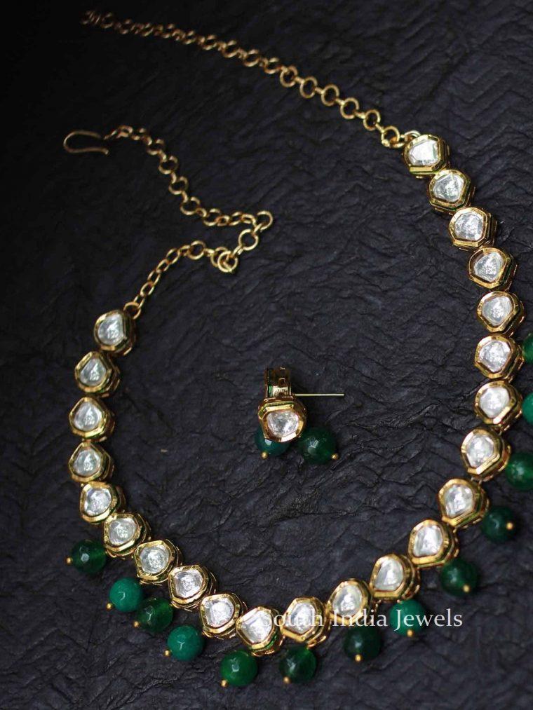 Elegant Design Kundan Necklace