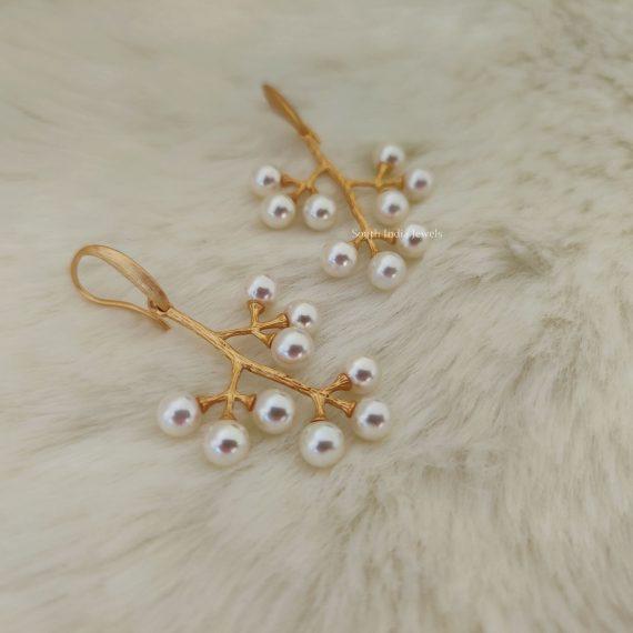 Exquisite Dew Drops Hoops Earrings (4)