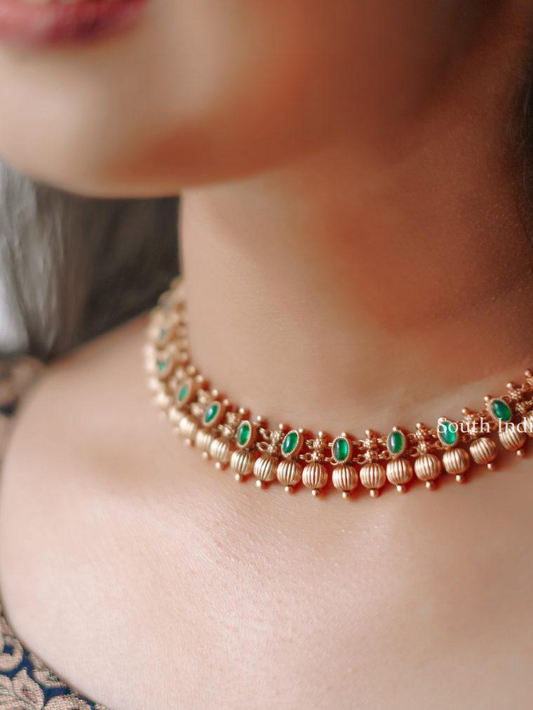 Exquisite Emerald Necklace (3)