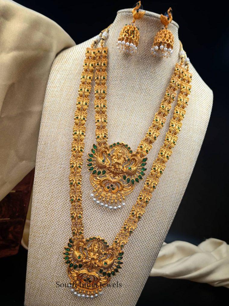 Gorgeous Temple Jewellery Combo