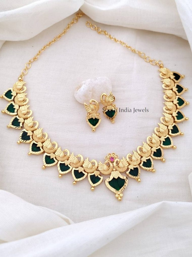 Gorgeous Traditional Palaaka Necklace