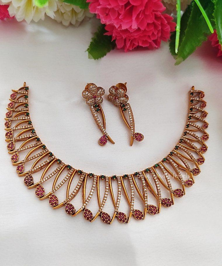 Marvelous Multi Color Necklace