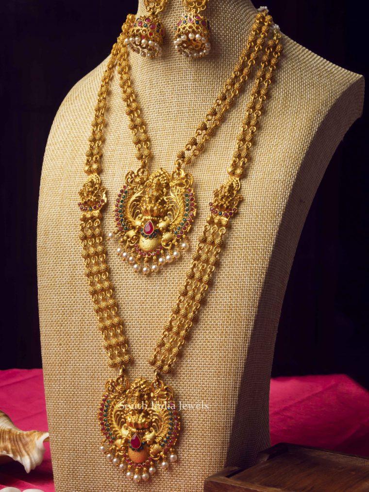 Stunning Temple Jewellery Combo