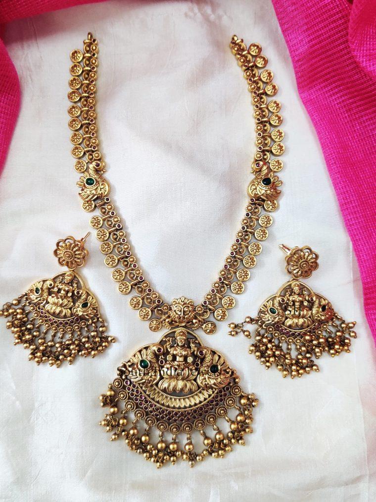 Classic Lakshmi Design Haram (2