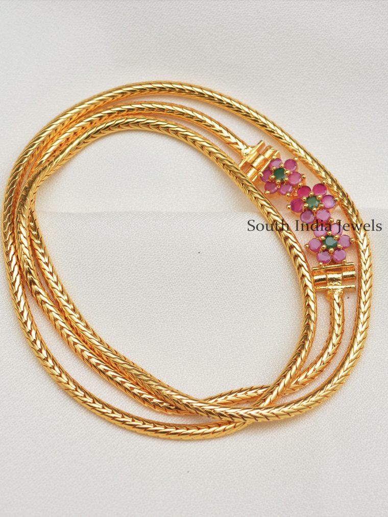 Exquisite Design Mugappu Chain