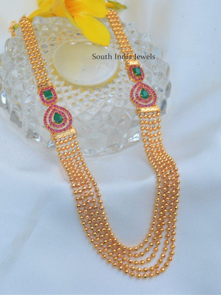 Gorgeous Gold Alike Haram