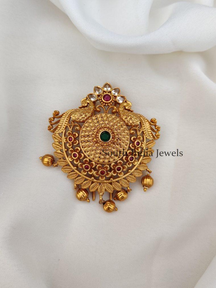 Gorgeous Golden Jada Billai