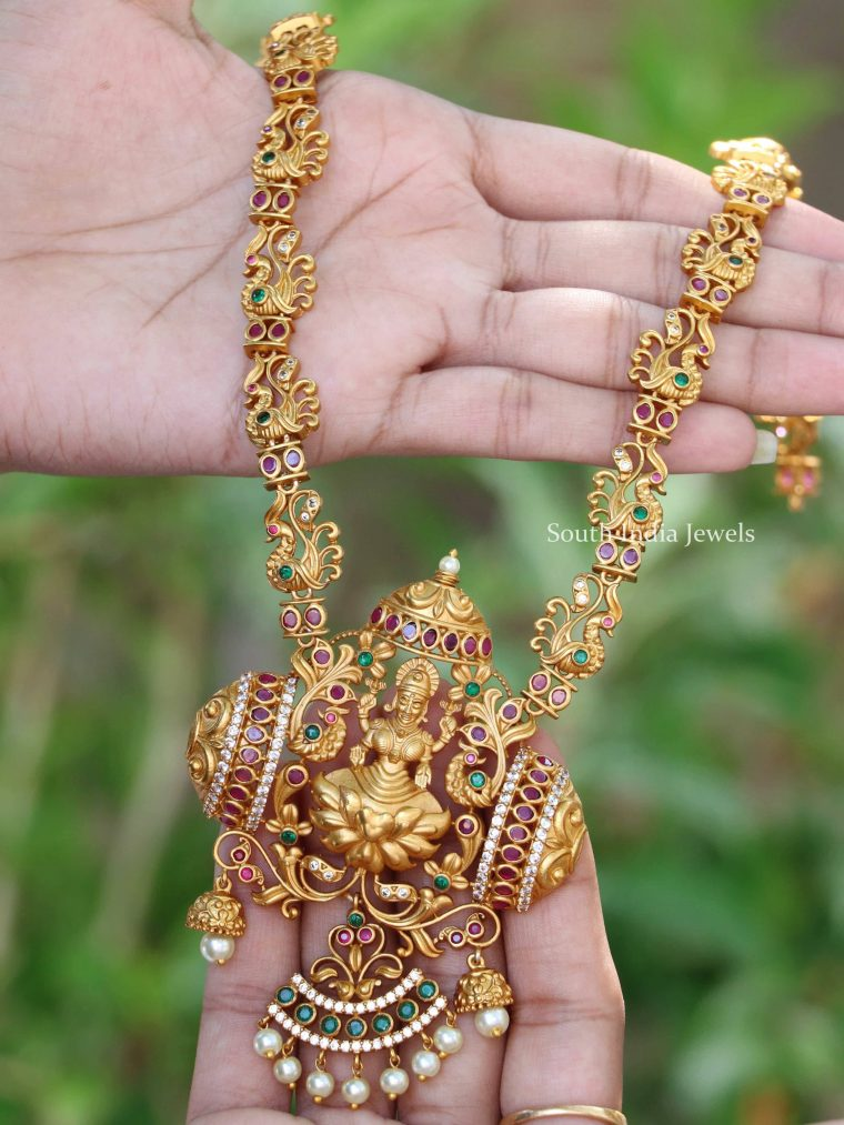 Marvelous Lakshmi Design Combo Set