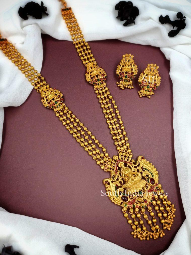 Rich Lakshmi Design Haram